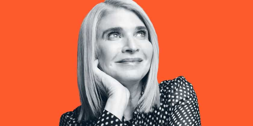 Headshot of Martha Hoover