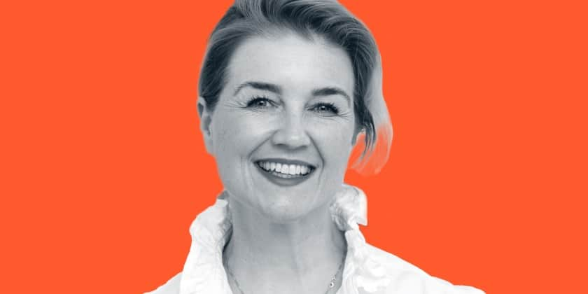 Headshot of Jeni Britton Bauer for Food Fighters Podcast