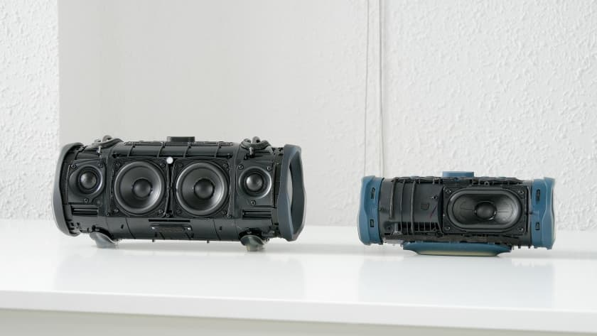 Altavoces JBL Xtreme 2 y Charge 4 comparativa