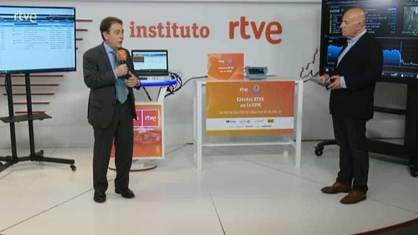 RTVE realiza retransmisión piloto en 8K a través de TDT 2