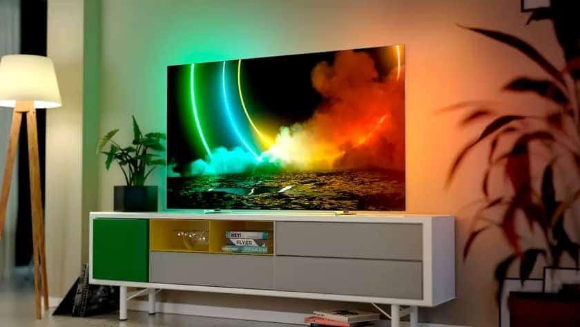 Philips OLED706 gama 2021