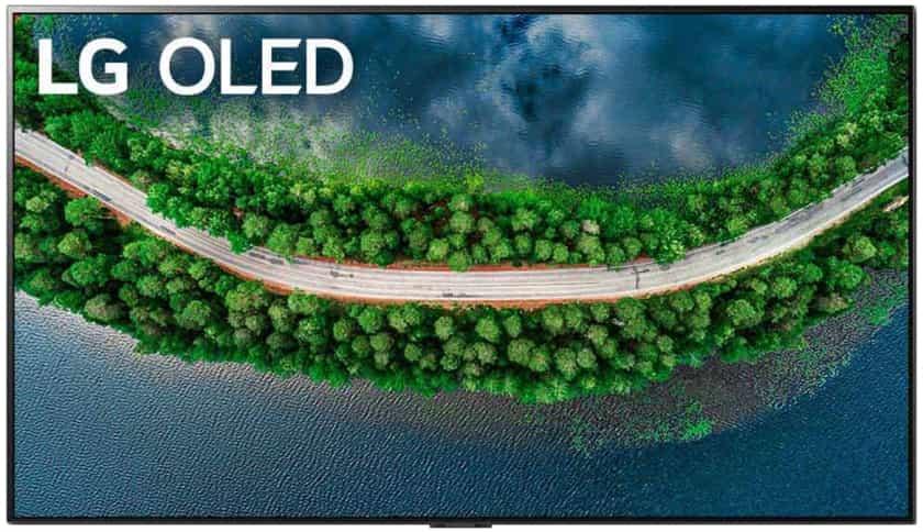 LG OLED GX6LA 2020 OLED 4K