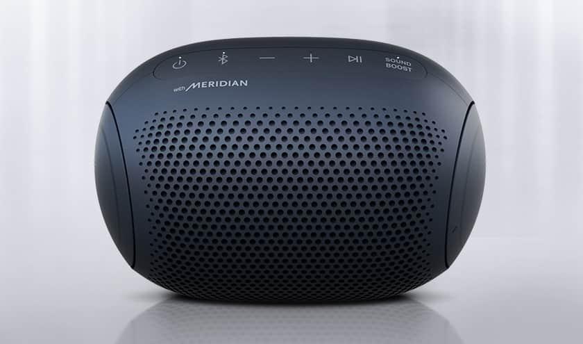 LG PL2 XBOOM GO Meridian Audio altavoz portátil