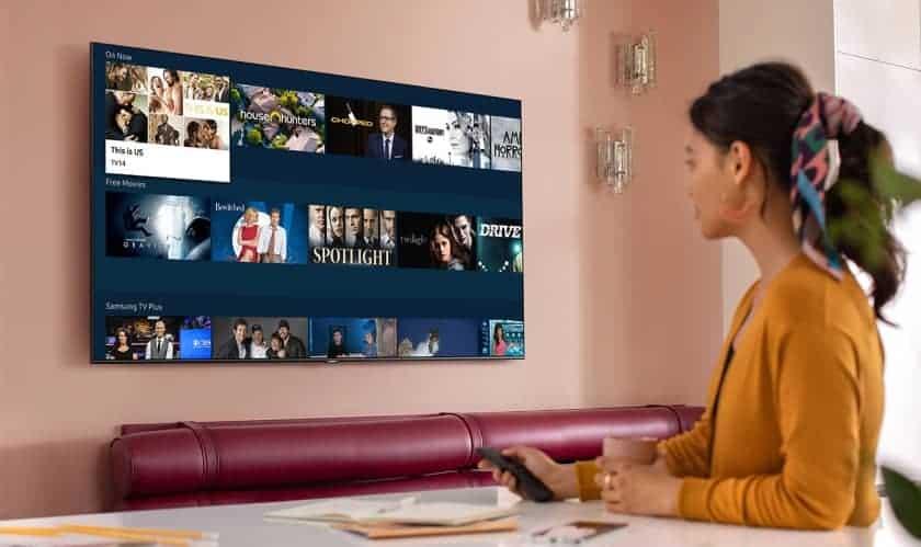 Los mejores televisores Smart TV de 32 pulgadas