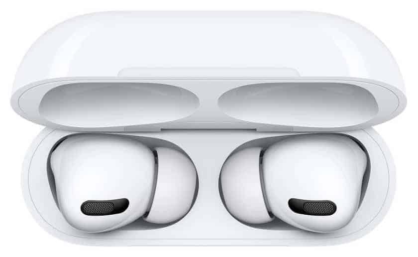 Estuche de carga Airpods Pro de Apple