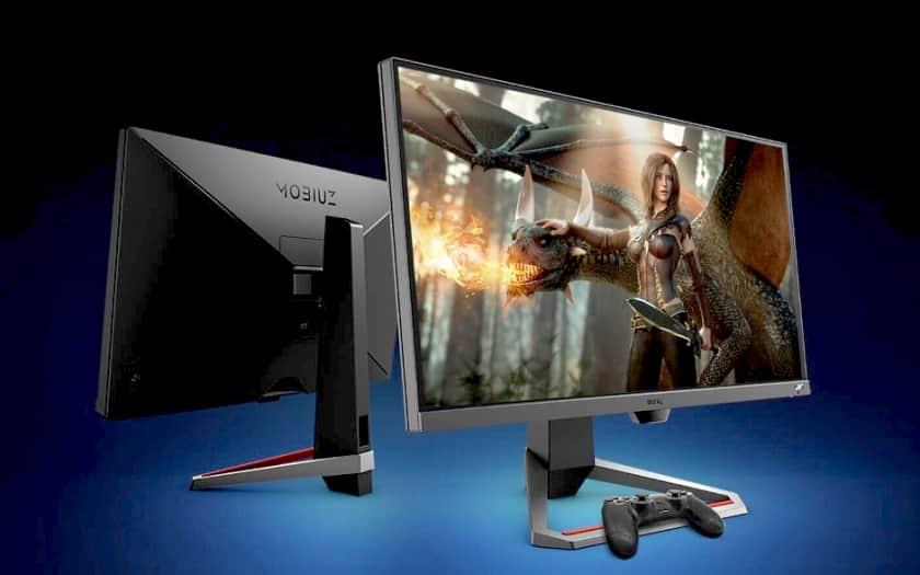 Review y opinión monitor Benq EX2710 - EX2510 serie MOBIUZ