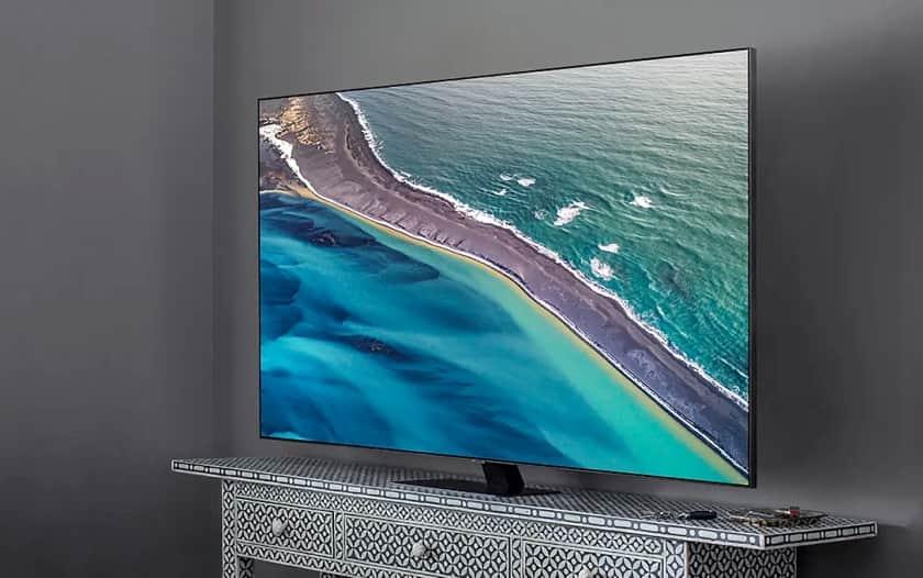 TV QLED Samsung Q80T Full Array