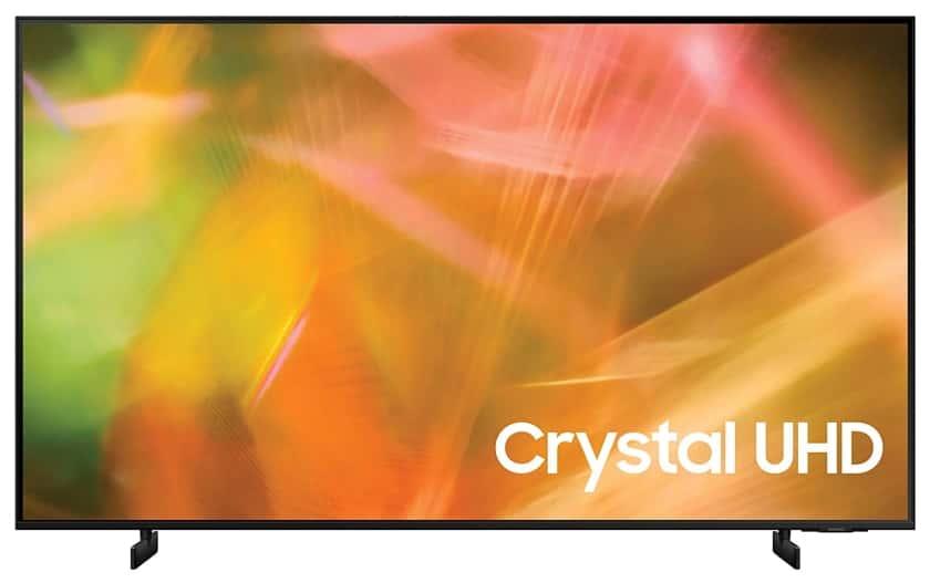 Samsung AU8005 Crystal UHD 2021
