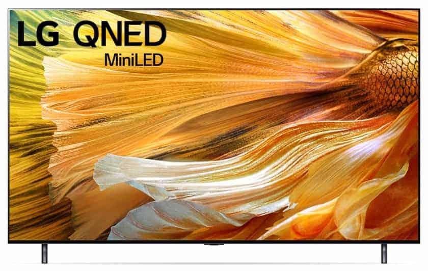 LG QNED 90 NanoCell Mini LED 8K gama 2021