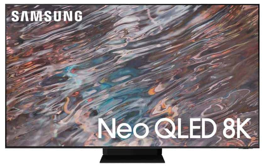 Samsung QN800A Neo QLED 8K 2021