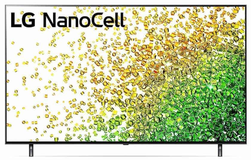 LG NANO856 NanoCell 4K 2021