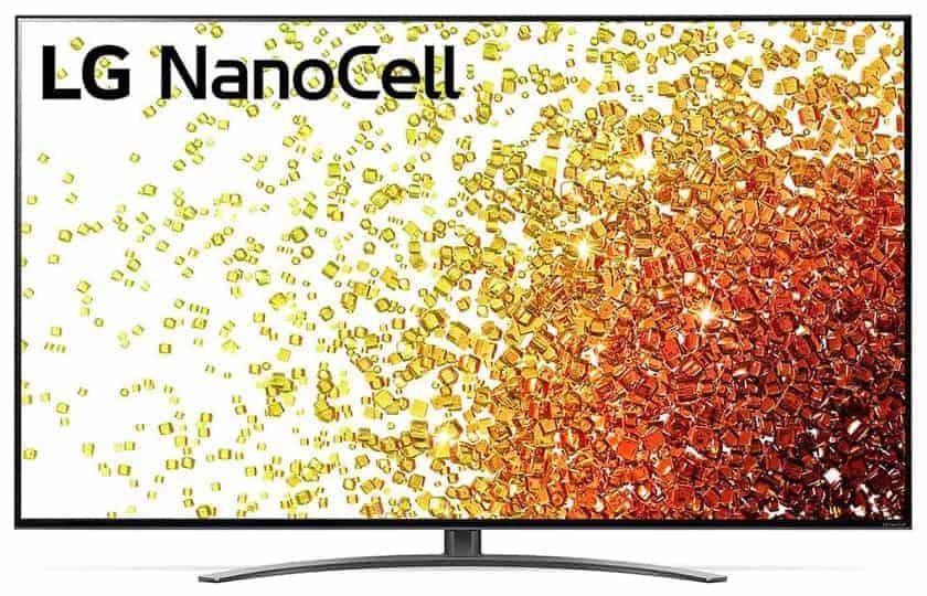 TV LG NANO916 NanoCell 2021