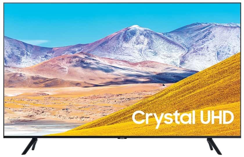 TV Samsung T8005 gama UHD 2020
