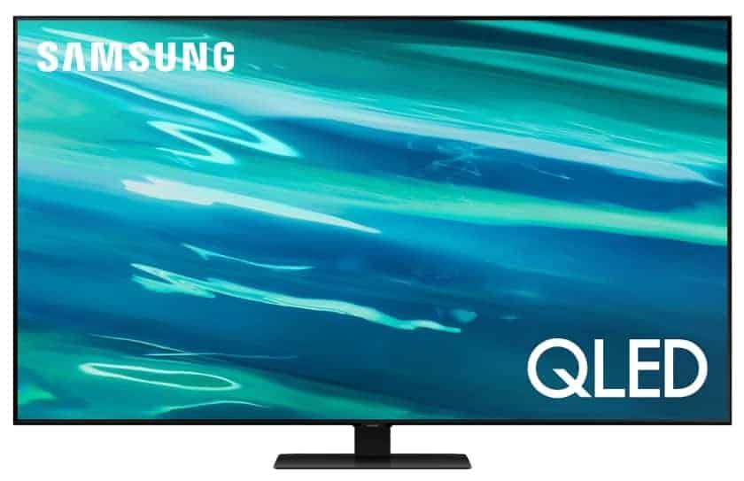 Nueva serie QLED Full Array Samsung Q80A