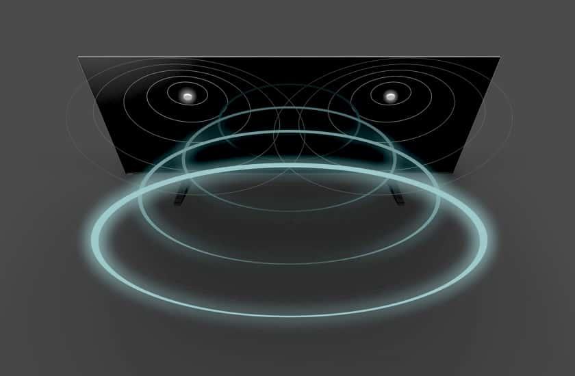 Sistema de sonido Sony Acoustic Surface