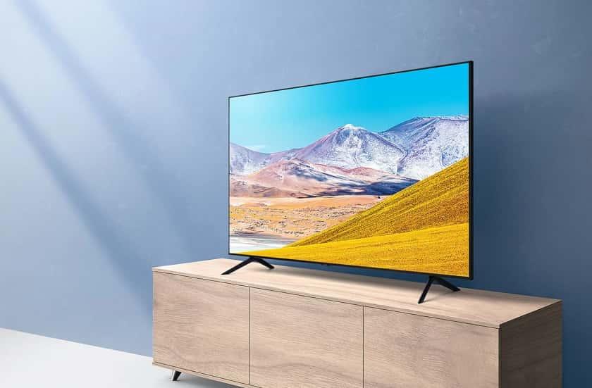 Comparativa Samsung TU7005, TU7095, TU7105 y TU8005