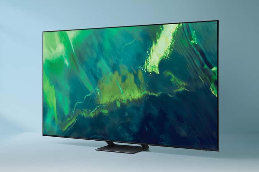 TV Samsung Q70A QLED 4K 2021