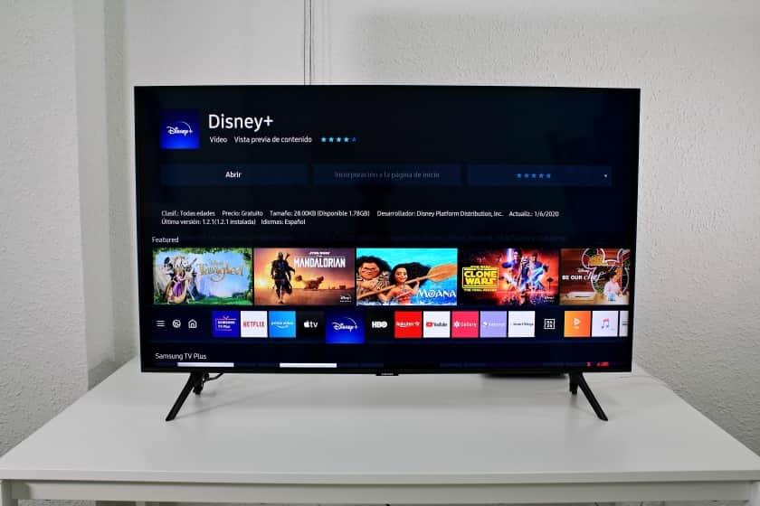 Smart TV Tizen Samsung Q60T