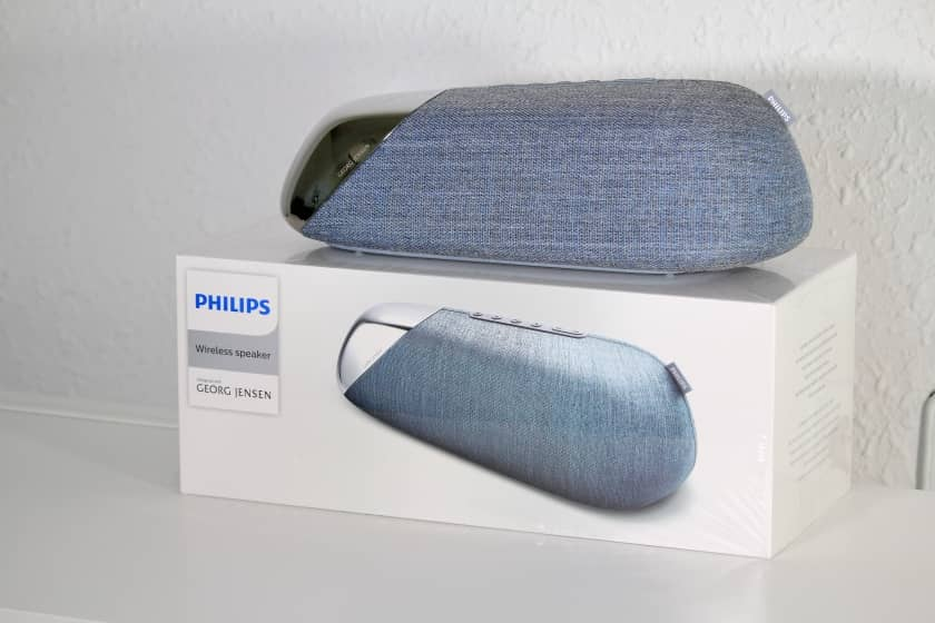 Review altavoz portátil Philips TAJS50