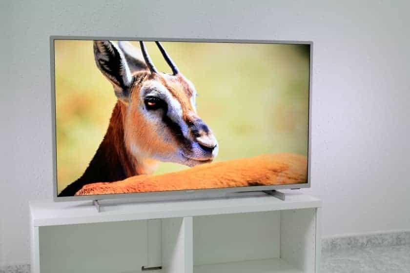 Color en TV Philips PUS7555 y PUS7505