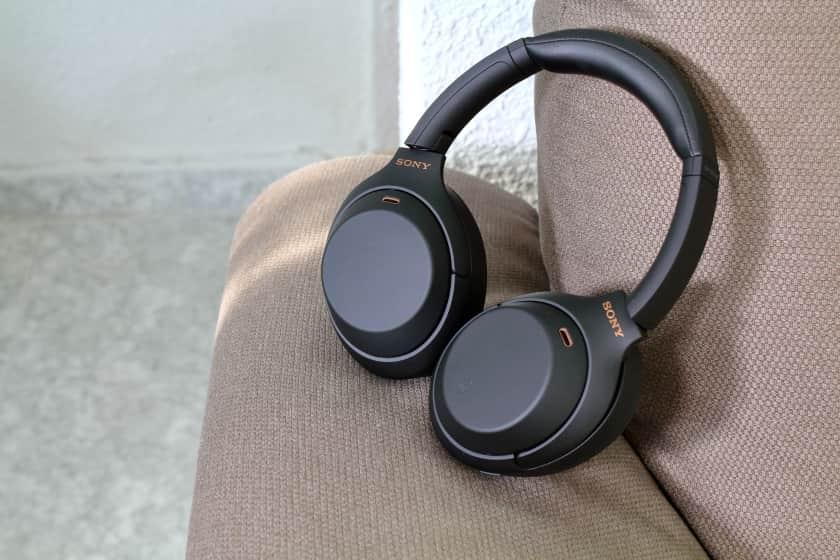Nuevos auriculares Sony WH-1000XM4 con ANC