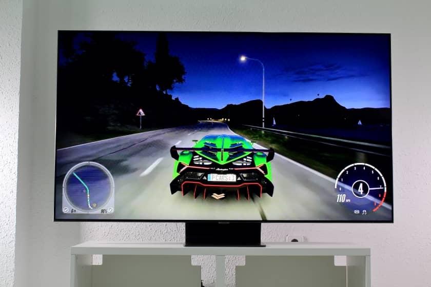 TV Samsung Q95T experiencia gaming