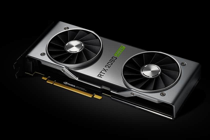 Tarjeta gráfica Nvidia GeForce RTX2080 Super