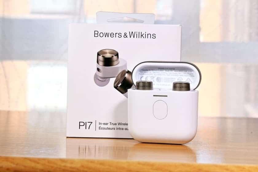 Auriculares Bowers & Wilkins PI7 - Review y opinión