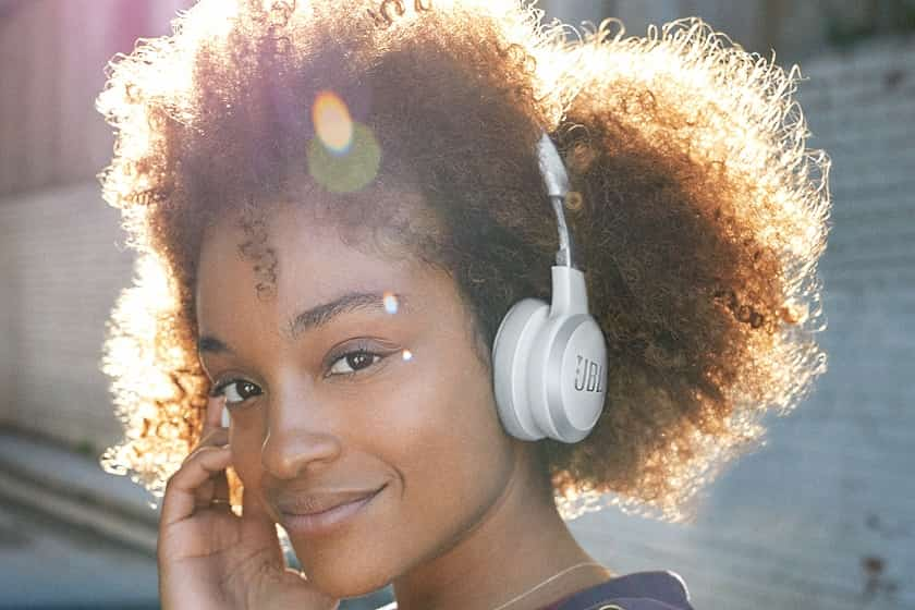 Auriculares Bluetooth JBL Live 460NC