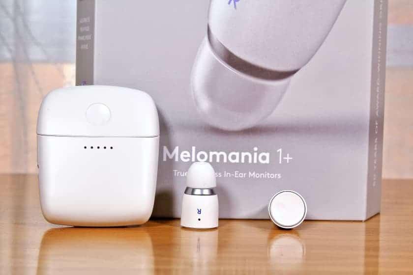 Review y opinión Cambridge Audio Melomania 1+ auriculares TWS