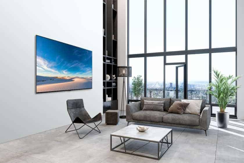 Nuevos televisores LG 2021 OLED evo, QNED Mini LED y NanoCell