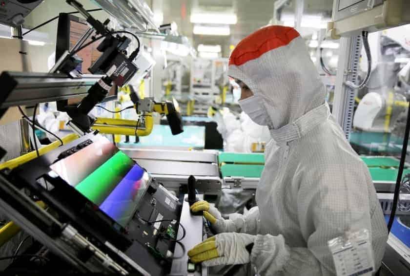Samsung inicia la fabricación de paneles OLED de 90 Hz para portátiles gaming