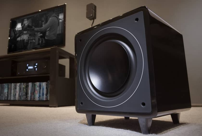 Subwoofer Cambridge Audio Minx X301