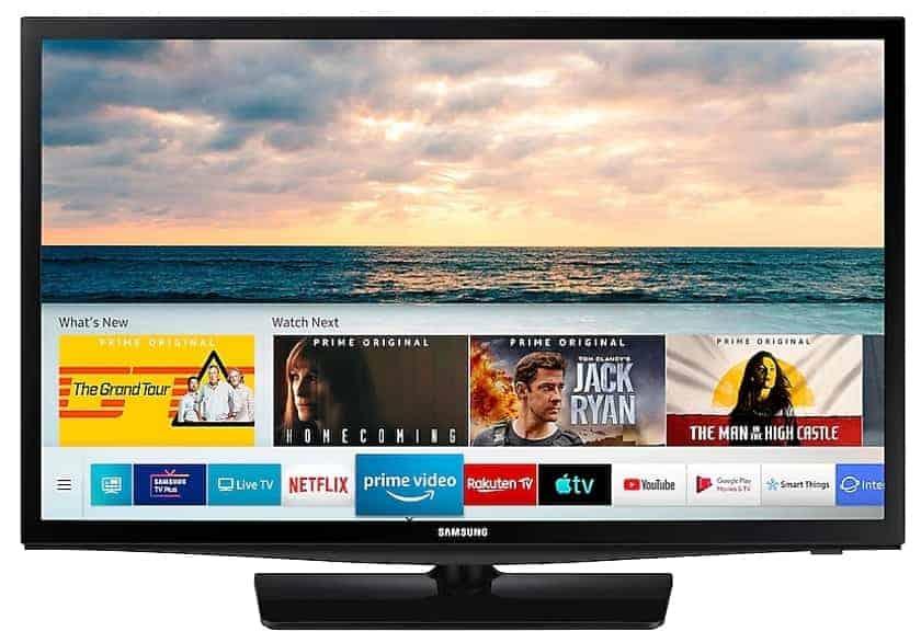 Samsung 28N4305 Smart TV - Los mejores televisores para la cocina