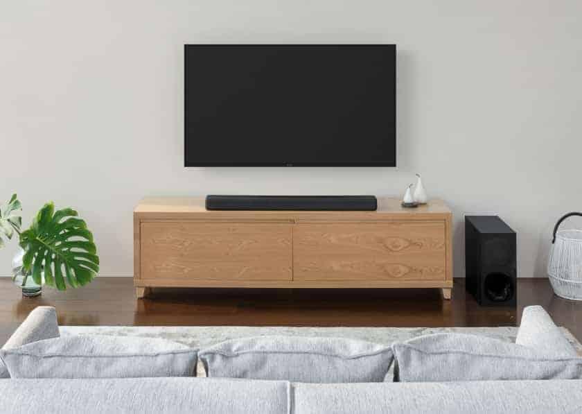 Barras de sonido Sony 2020 novedades
