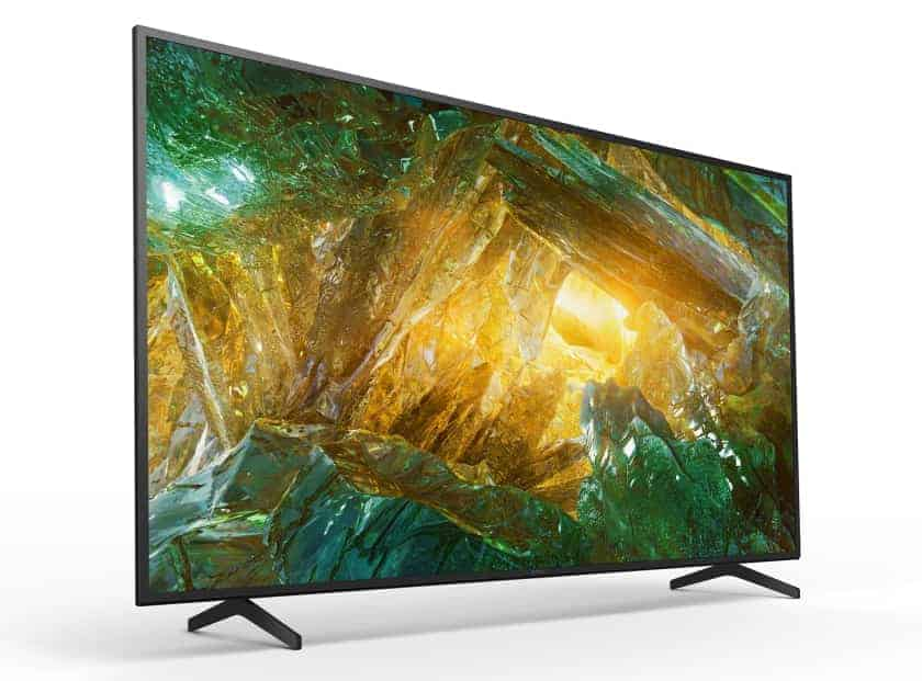 Sony XH8096 HDR Dolby Vision Triluminos
