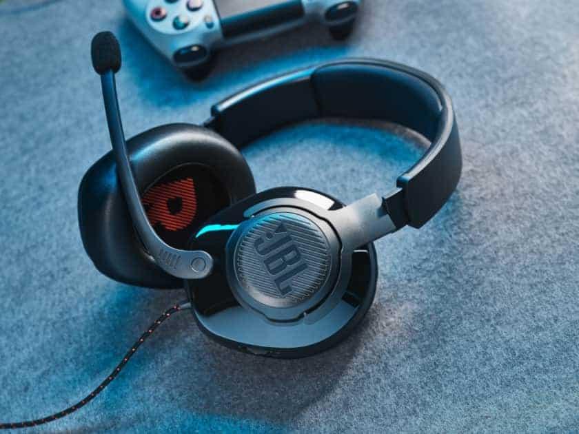 Gama de auriculares gaming JBL Quantum