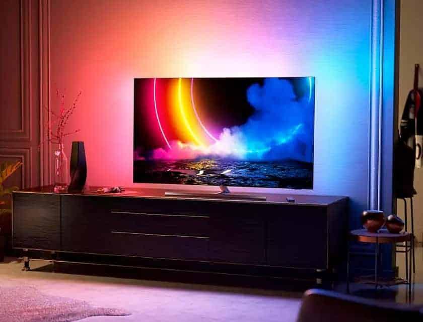 Televisor Philips OLED856 2021