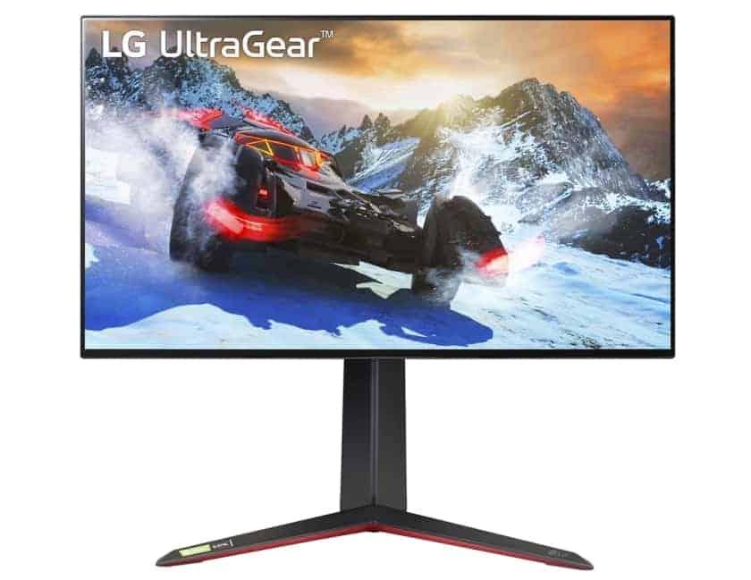 Monitor gaming LG Ultragear 27GP950 con HDMI 2.1