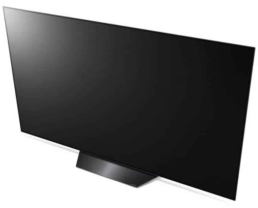 LG B9 OLED diseño