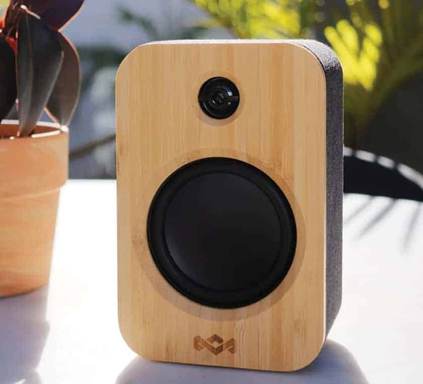 Altavoz derecho Bluetooth The House of Marley Get Together Duo