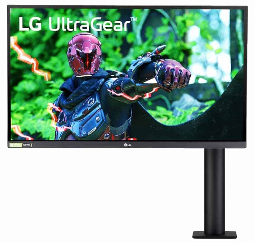 Monitor LG 27GN88A-B UltraGear Ergo