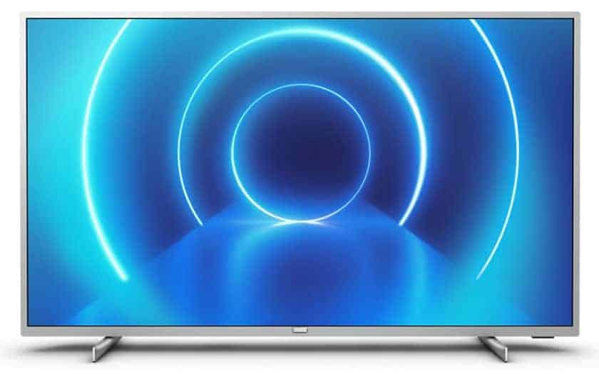 TV Philips PUS7555 UHD 4K 2020