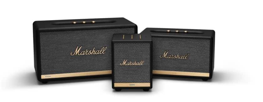 Marshall Uxbridge Voice multiroom