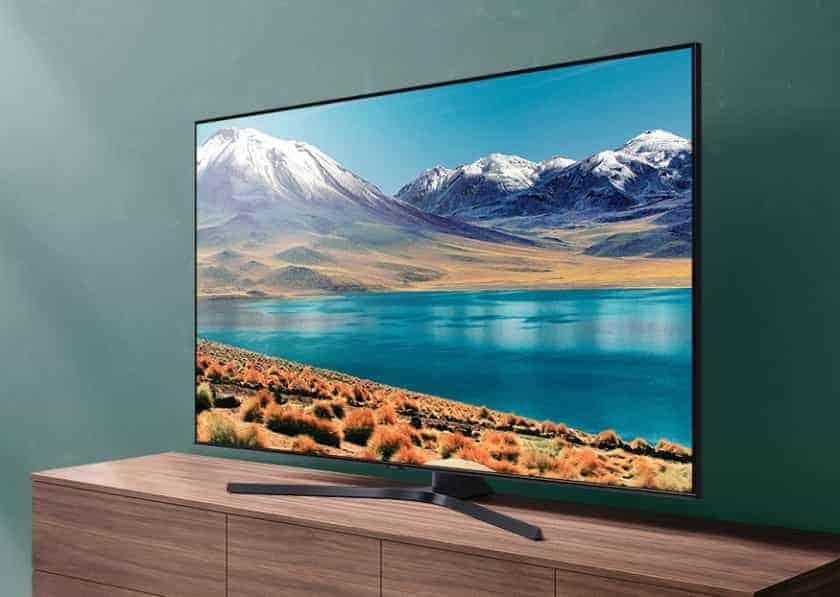 Samsung TU8505 Crystal UHD 4K 2020