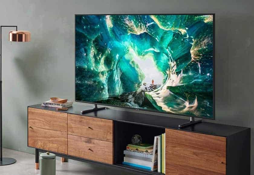 TV Samsung RU8005 UHD 4K