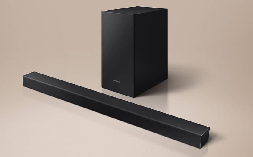 Barra de sonido Samsung 2020 HW-T450 2.1