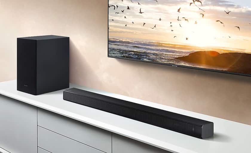 Samsung HW-T550 barra de sonido 2020
