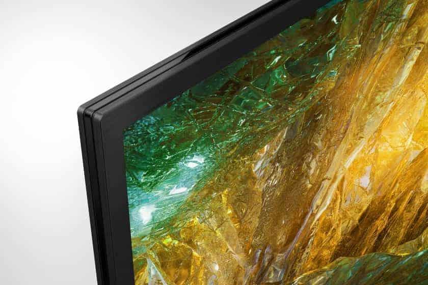 Marcos pantalla Sony XH8096 2020