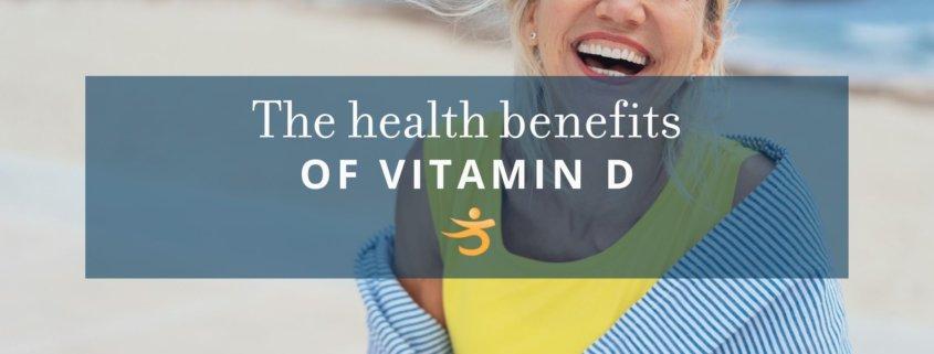 Benefits of Vitamin D